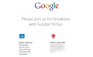 Google ngjarja