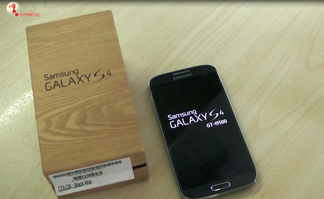 Video Praktike: Samsung Galaxy S4