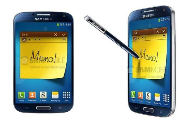 A është ky një smartphone nga Samsung apo Photoshop?