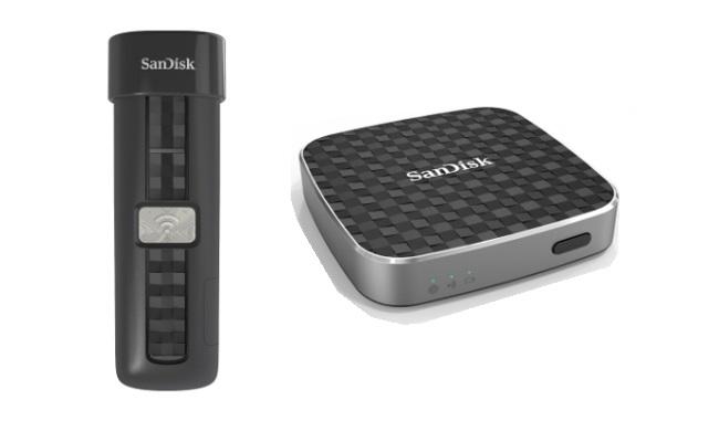 SanDisk njofton për serinë e memorieve Connect Wireless
