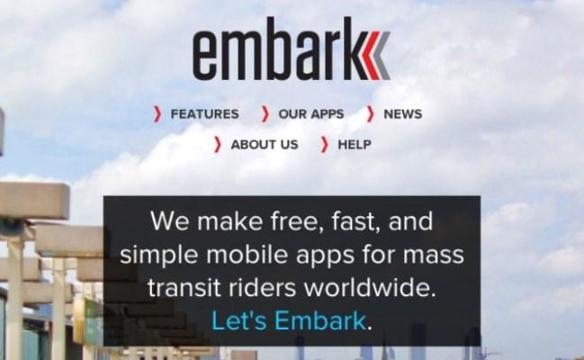 Apple blenë Embark, një tjetër shërbim për harta online