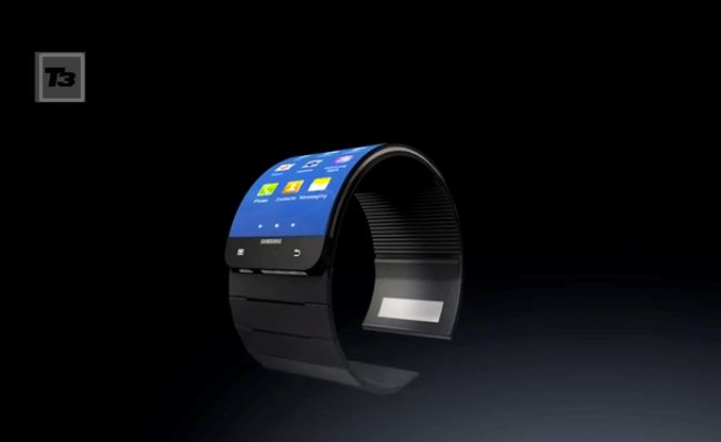 Video koncepti për Smartwatch Samsung Galaxy Gear