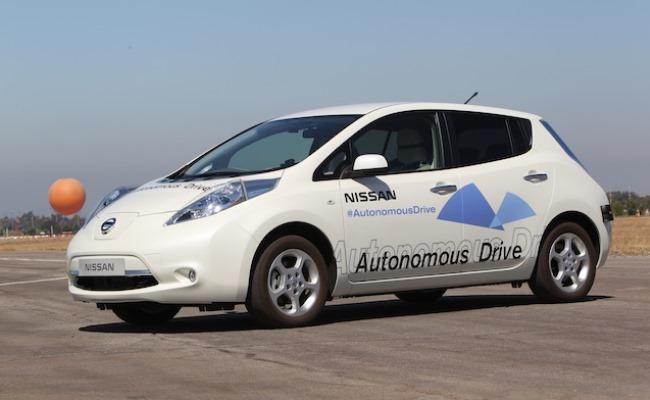 Nissan deri më 2020 synon të nxjerr në rrugë makina pa shofer