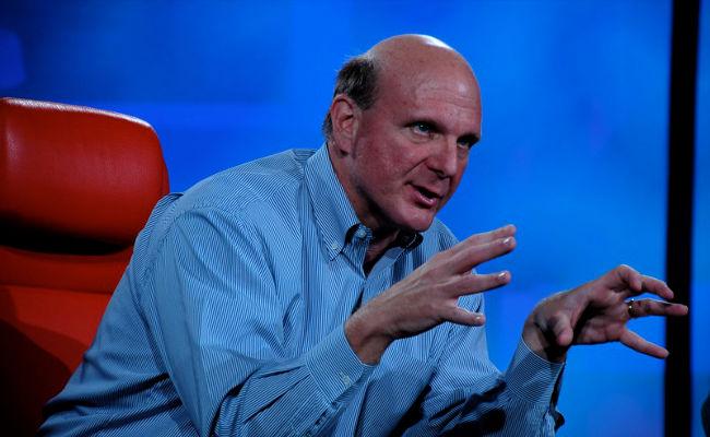 Steve Ballmer lë Microsoft-in brenda 12 muajve