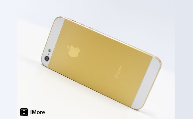 iPhone 5S gold (1)