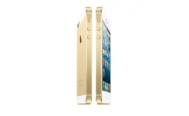 iPhone 5S gold (2)