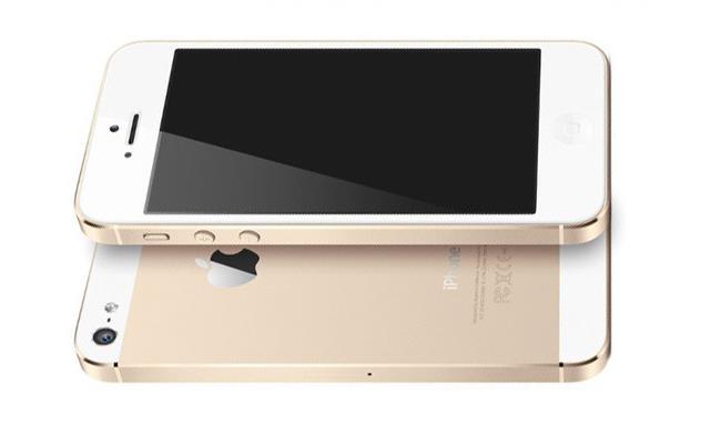iPhone 5S do të jetë me ngjyrë ari