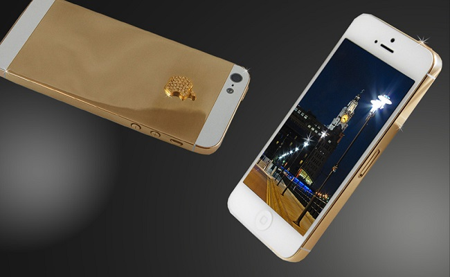 iPhone 5S me procesorë A7