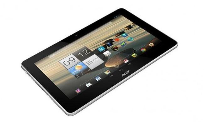 Acer njofton për tabletin Iconia A3