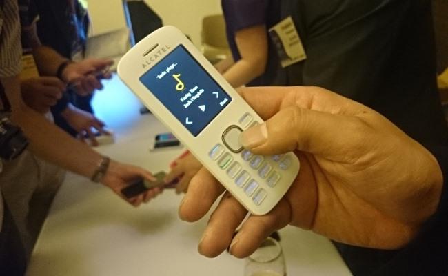 Alcatel remote 1