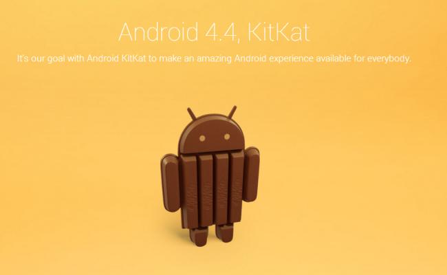 """""""Android KitKat"""" është koduar versioni i ardhshëm i Android 4.4"""