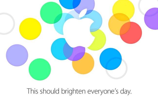 Zyrtare: Ngjarja për iPhone 5S dhe 5C me 10 Shtator