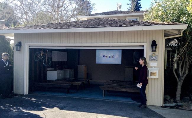 Google garazha