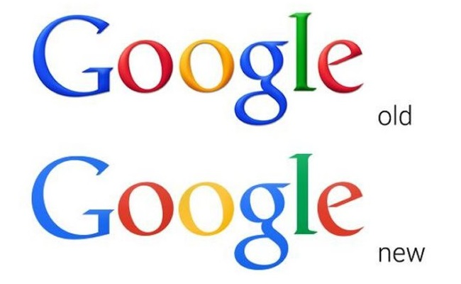 Google logoe re