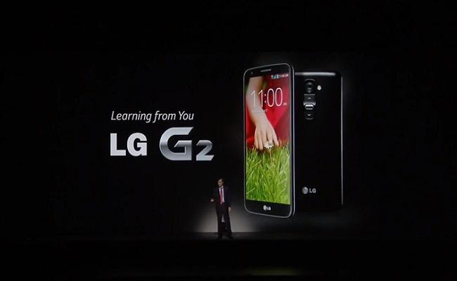Prezantohet video promocionale e LG G2