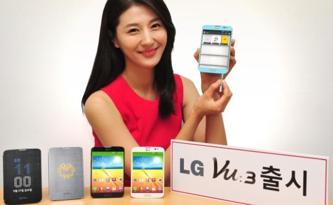LG njofton për smartphone-in Vu 3