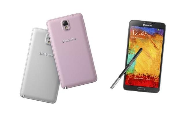 Shiten 5 milion Samsung Galaxy Note 3 për një muaj