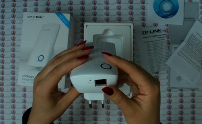 Ameble Dhuron: TP-Link WA850 Wireless përforcues