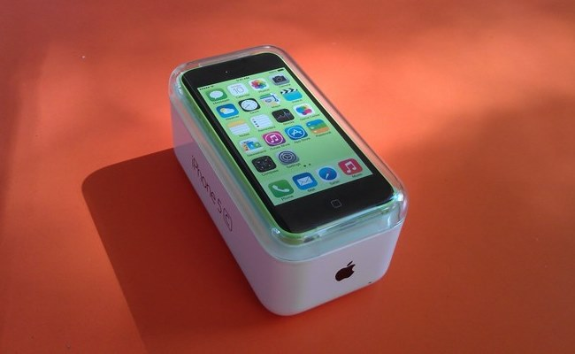 Video Shpaketim: Apple iPhone 5C