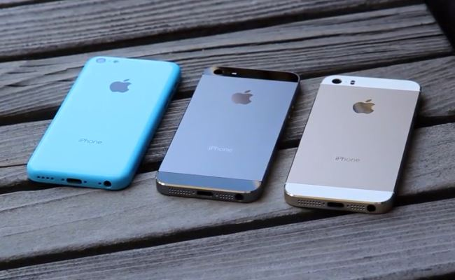 Prezantohen iPhone 5S dhe iPhone 5C