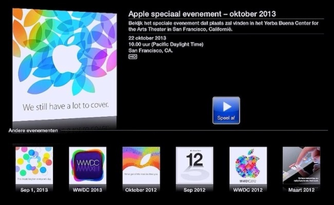 Drejtpërdrejt: Apple iPad 5