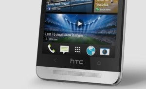 HTC One screen