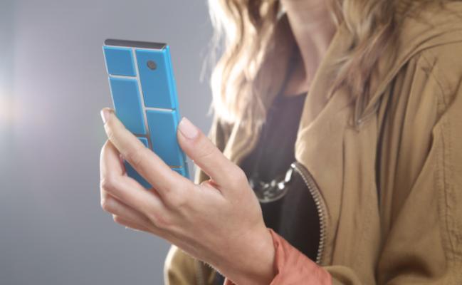 """Paraqitet projekti për smartphone modular """"Motorola Ara"""""""