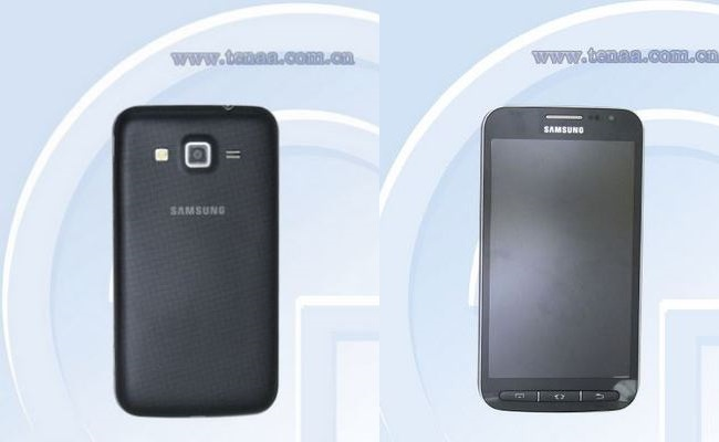 Samsung Galaxy S4 Active mini në fazën testuese