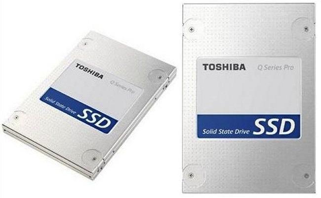 Toshiba nxjerr serinë e re të disqeve SSD, Q Series Pro PC