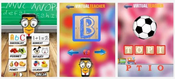 Virtual Teacher 1