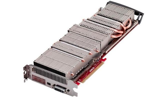 AMD njoftoi për kartelën grafike FirePro S10000 12 GB