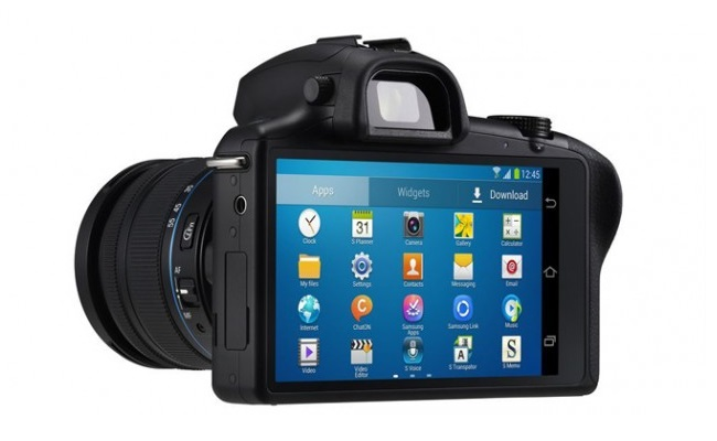 Samsung Galaxy NX kamera nga sot në SHBA