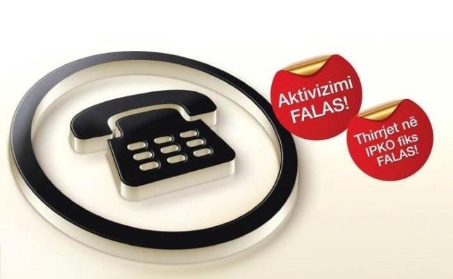 IPKO – Telefonia fikse FALAS!