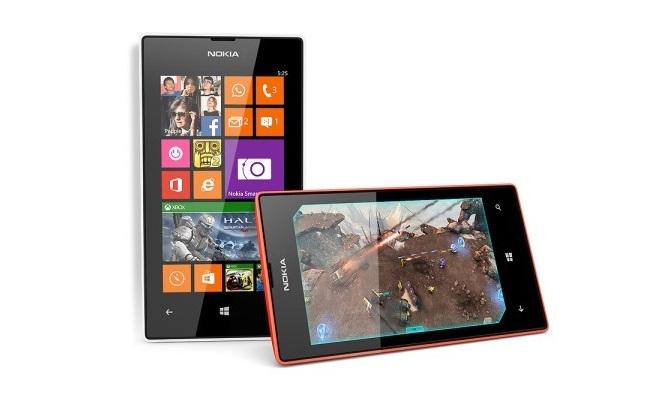Lansohet Nokia Lumia 525