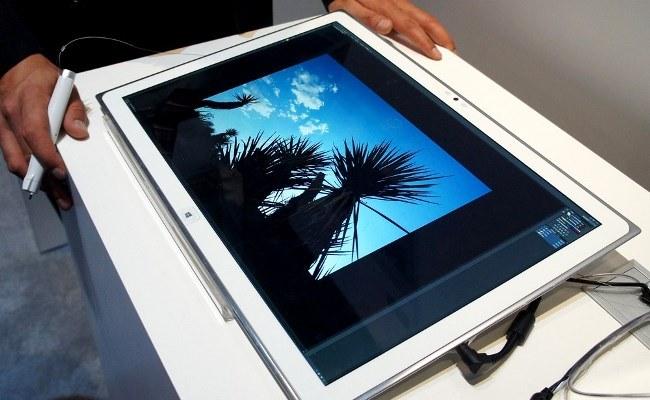 Panasonic tablet 20 inç 4K lansohet në SHBA