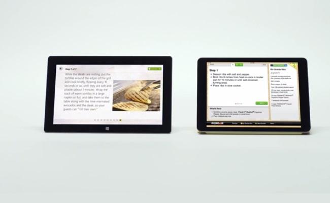 Microsoft sulmon përsëri Apple-in me reklamën e Surface 2