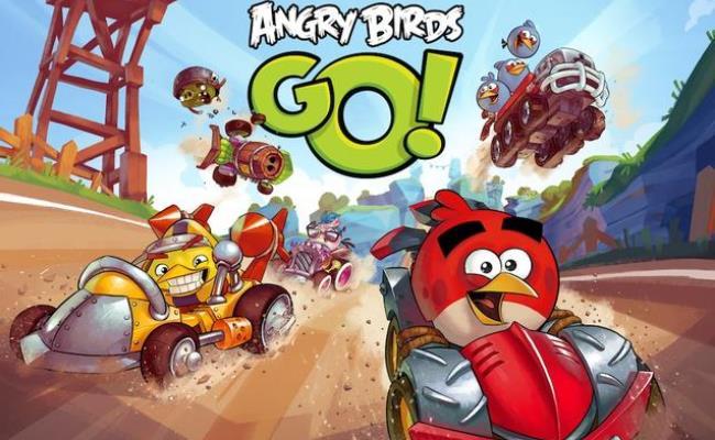 Angry Birds Go! tani në dispozicion për shkarkim