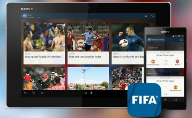 FIFA lanson aplikacionin World Cup 2014 për iOS dhe Android