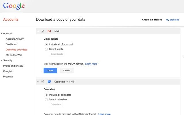 Gmail shkarko