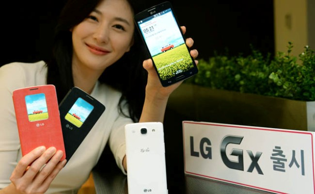 Lansohet smartphone-i LG GX