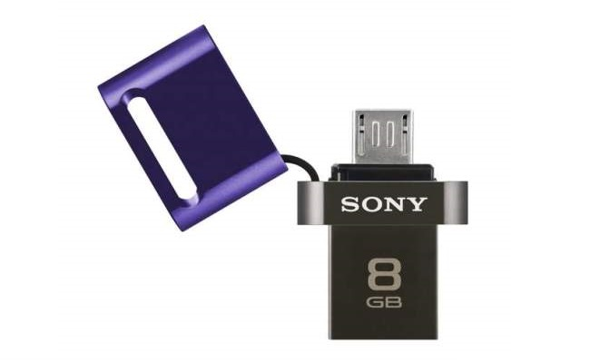 Sony 2in1 USB