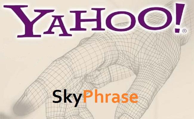 """Yahoo blen teknologjinë e zërit """"SkyPhrase"""""""