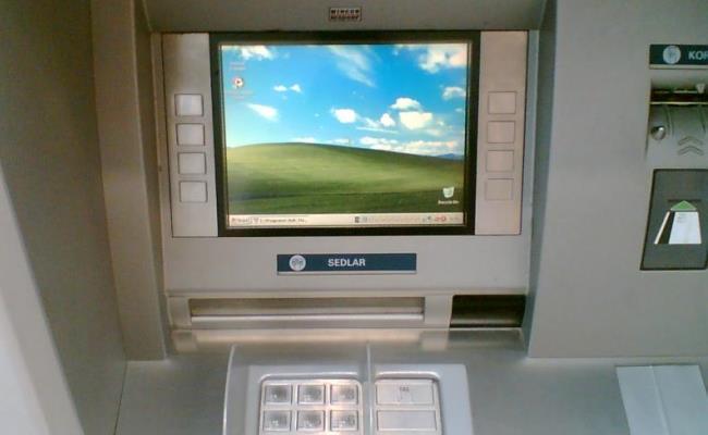 2/3 e të gjitha Bankomat-ve në botë do të vazhdojnë të përdorin Windows XP