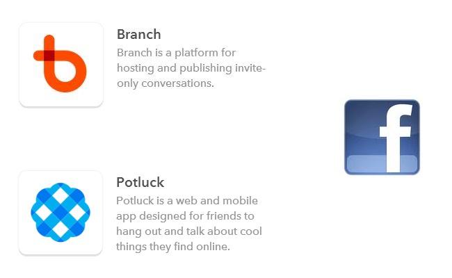 Sipas raporteve, Facebook blen Branch Media për rreth 15 milionë $