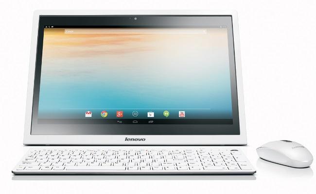 Lenovo njofton për kompjuterin Android