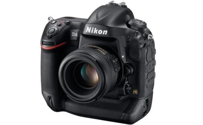 DSLR Nikon D4 mund të prezantohet në CES 2014