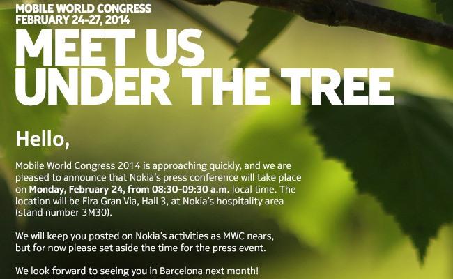 Nokia dërgon ftesa për konferencë për 24 Shkurt në MWC
