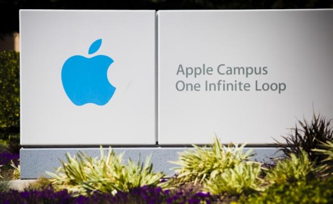 """Apple blen kompaninë startup """"Burstly"""""""