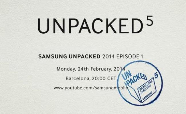 """Samsung dërgon ftesa për ngjarjen """"Unpacked 5"""""""
