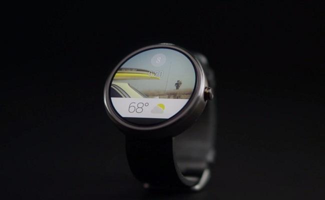 Motorola prezanton orën e mençur Moto 360, bashkë me Android Wear